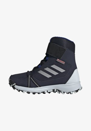 TERREX SNOW CF HIKING FOUNDATION COLD.RDY RAIN.RDY TRAXION SHOES HIGH - Winter boots - legend ink/silver met/core black