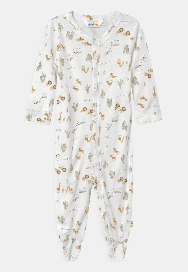 FOOT UNISEX - Sleep suit - offwhite