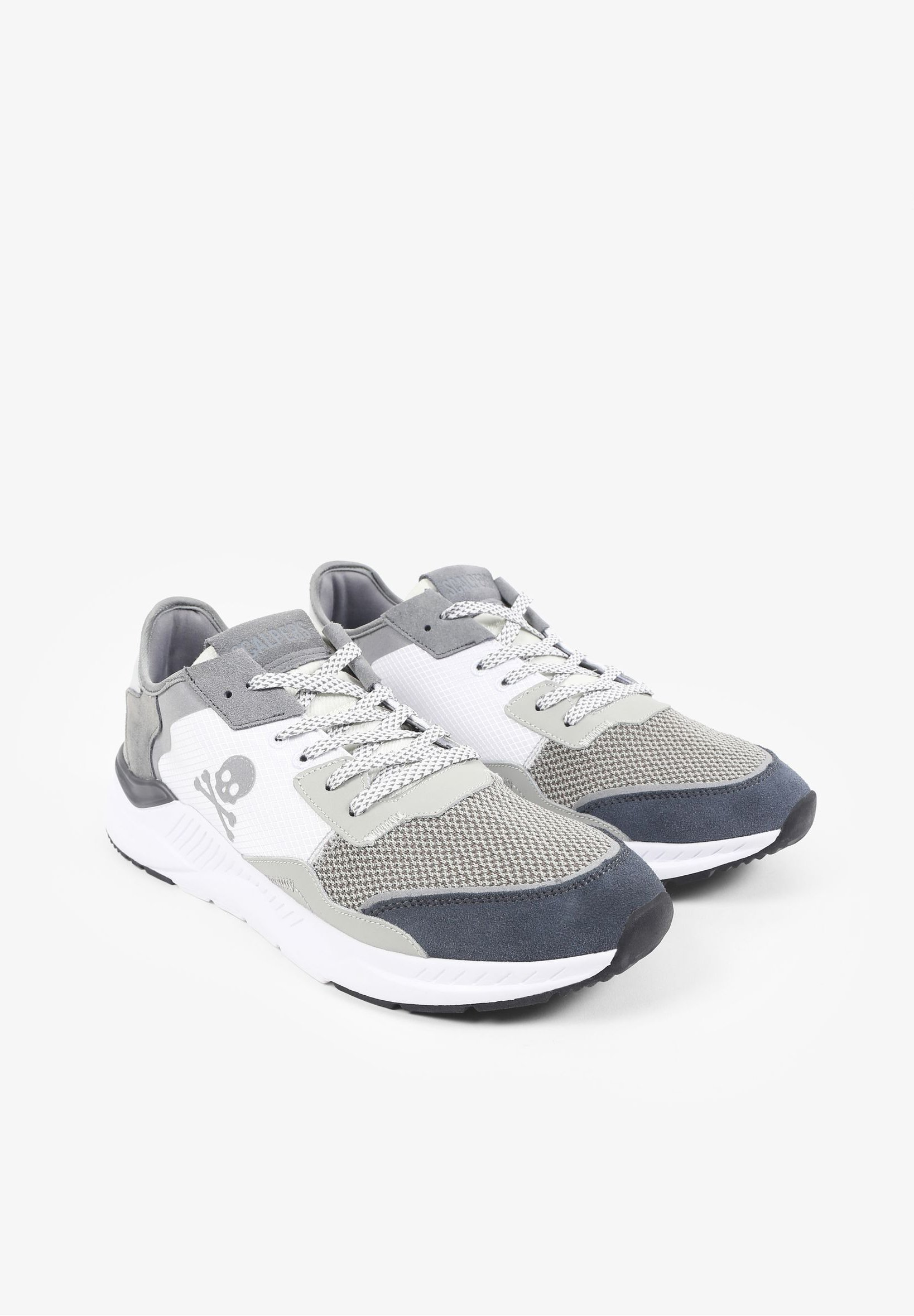Scalpers Sneaker low - grey/grau - Herrenschuhe yky9G