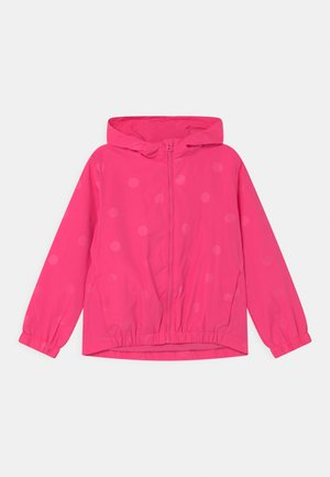 RAIN  - Vodotěsná bunda - raspberry sorbet
