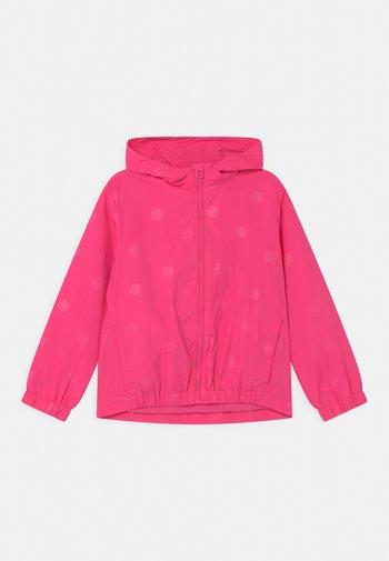 RAIN  - Waterproof jacket - raspberry sorbet