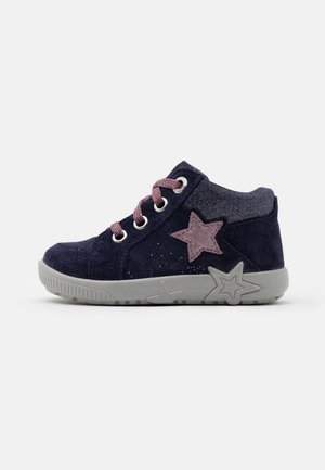 STARLIGHT - Baby shoes - blau/lila