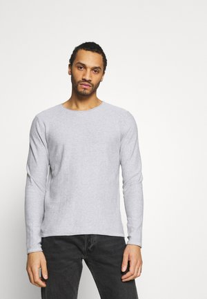 JJTHORN CREW NECK - Svetr - cool grey/melange