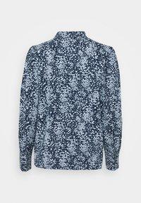 Moss Copenhagen - AMAYA RAYE - Blouse - blue - 1