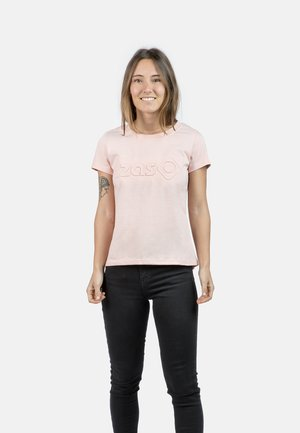 T-shirt imprimé - light rose
