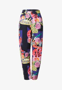 Desigual - BY MARIA ESCOTÉ - Bukser - black - 4