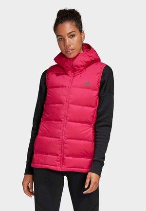 HELIONIC - Waistcoat - pink