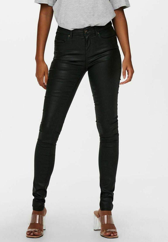 Femme ONLFHUSH MID ANK - Jeans Skinny