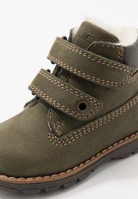 Primigi - WARM LINING - Classic ankle boots - bosco - 2