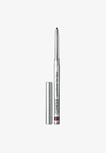QUICKLINER FOR LIPS - Lip liner - 03 chocolate chip