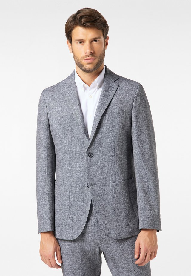 BAUKASTEN-SAKKO - Veste de costume - grey