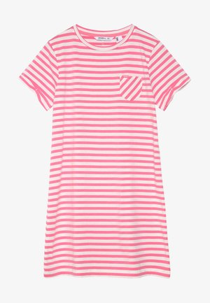 LOLA TUNIQUE - Jersey dress - pink