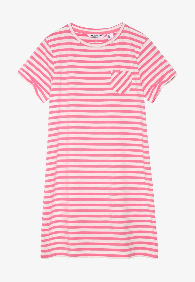 O'Neill - LOLA TUNIQUE - Jersey dress - pink
