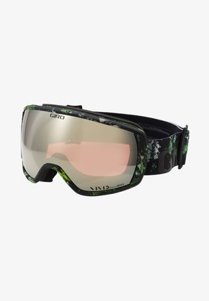 BALANCE - Lyžařské brýle - moss/vivid onyx
