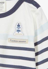 Jacky Baby - COUCOU MON PETIT 3 PACK - T-shirt à manches longues - light blue - 5