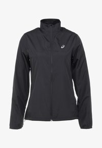 ASICS - SILVER JACKET - Kurtka do biegania - performance black - 4