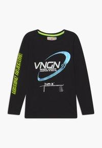 Vingino - JURT - Long sleeved top - deep black - 0