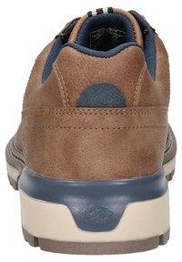 Bama - Sznurowane obuwie sportowe - dunkelbraun - 2