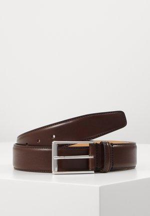 BIRGEN - Belt - dark brown