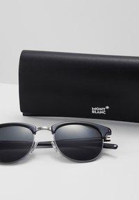 Mont Blanc - Sluneční brýle - black/grey - 3