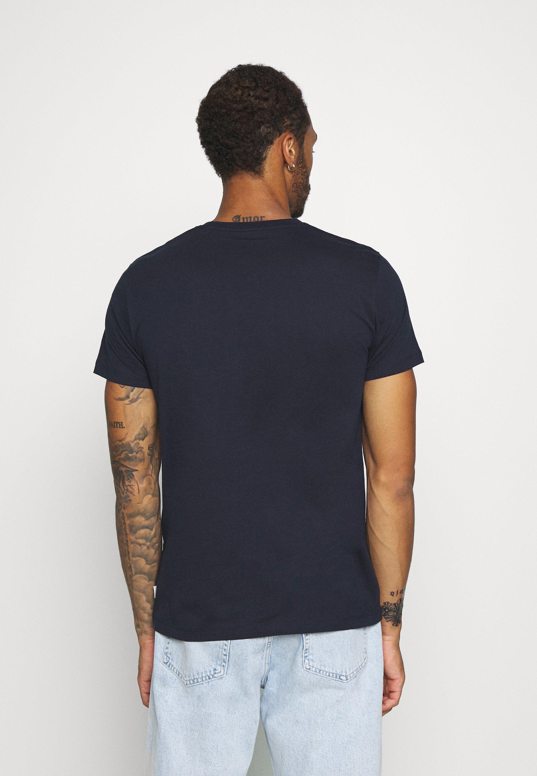 Esprit T-shirt Print - Navy
