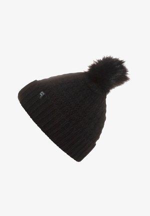 GWEN  - Beanie - true black
