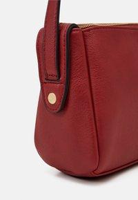 Anna Field - Across body bag - dark red - 3