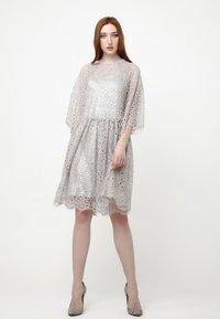 Madam-T - ADAMASA - Cocktail dress / Party dress - grau - 4
