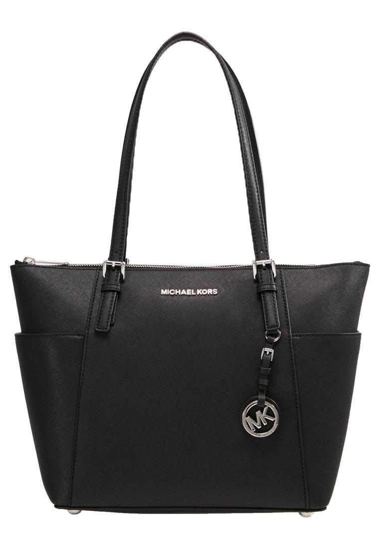 Michael Kors Jet Set - Handtasche Black/schwarz