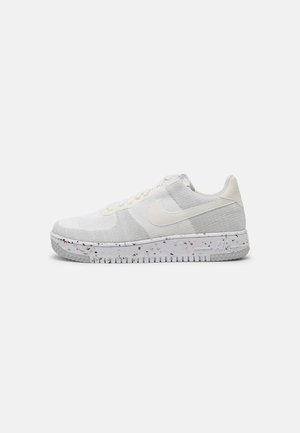 AF1 CRATER - Trainers - white/sail/wolf grey/black