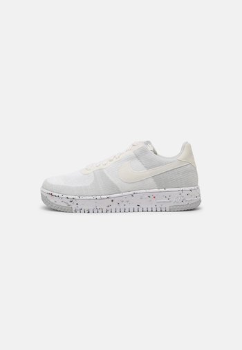 AF1 CRATER - Sneakers - white/sail/wolf grey/black