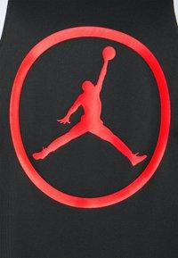 Jordan - Training jacket - black/white/chile red - 6