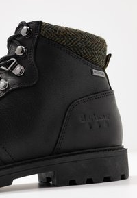 Barbour - ELSDON - Ankle boots - black - 2