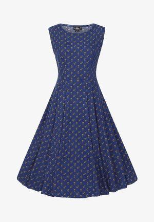 ASTRID WILD FLORAL - Vapaa-ajan mekko - blue