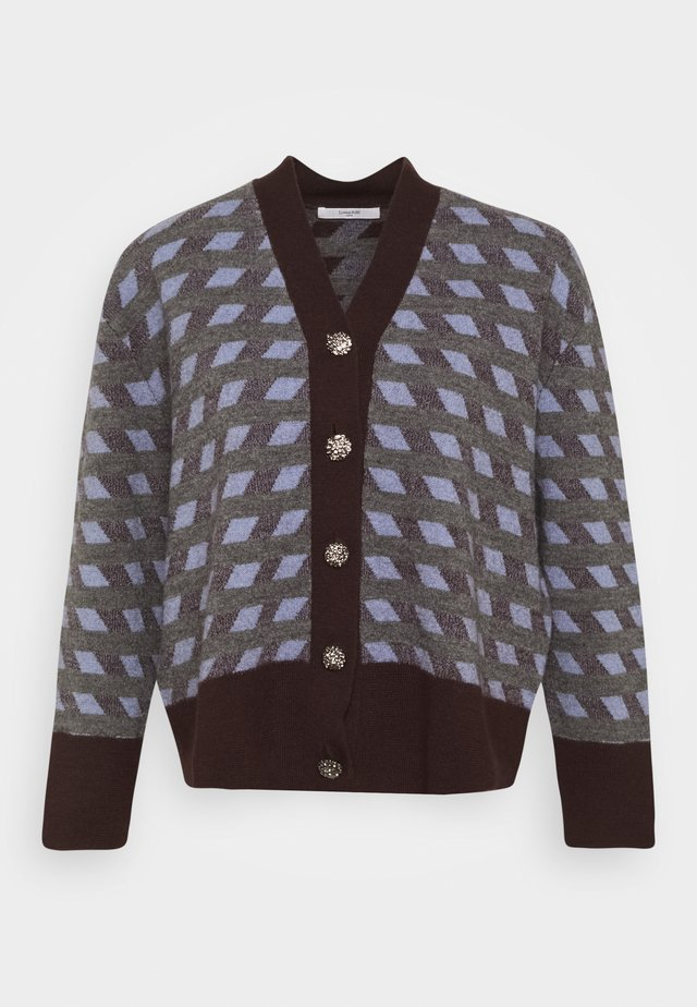ASHLEY - Cardigan - light blue