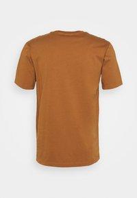 Scotch & Soda - TEE UNISEX - Basic T-shirt - tabacco - 1