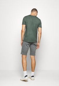 Marc O'Polo - SHORT SLEEVE RAW - Basic T-shirt - mangrove - 2