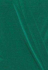 Trendyol - Long sleeved top - emerald green - 2