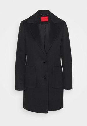DECAEDRO - Classic coat - nero