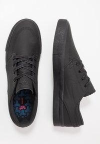 Nike SB - ZOOM JANOSKI - Sneakers laag - black - 1