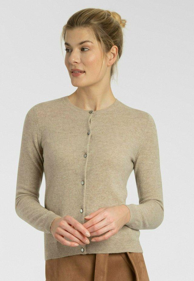 Vest - chinchilla