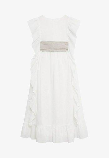 Maxi dress - cremeweiß