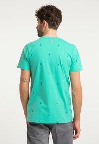 Petrol Industries - T-shirt print - light sea green - 2