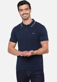 Threadbare - 3 PACK - Polo shirt - schwarz - 1