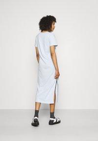 Weekday - ALANIS DRESS - Maxi dress - light blue - 2