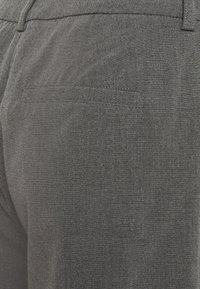 Anna Field - Slim fit business trousers - Trousers - mottled dark grey - 5
