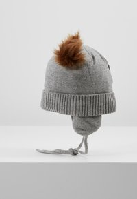 Name it - NBMMOE HAT - Muts - grey melange - 4