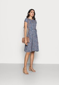 King Louie - SALLY DRESS PERRIS - Jersey dress - dutch blue - 1