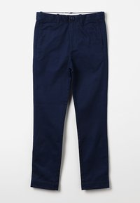 J.CREW - Chino kalhoty - navy - 0