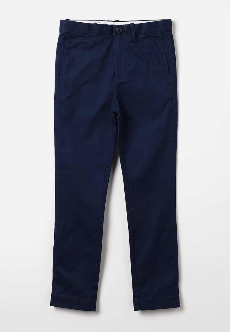 J.CREW - Chino kalhoty - navy